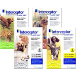 Interceptor Flavor Tabs