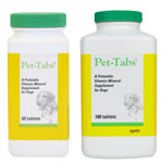 Pet-Tabs for Dogs