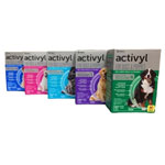 Activyl Spot-On for Dogs & Puppies