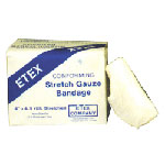 "Conform Stretch Bandage NON STERILE - 4"" Wide (White)"