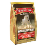 The Missing Link Well Blend + Joint Supplement for Horses