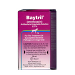 Baytril Injectable 2.27% - 20ml