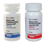 Mexiletine Hydrochloride Capsules