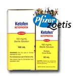 Ketofen Injectable 100mg/ml