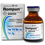 Rompun by Bayer