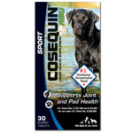 Cosequin ASU Sport for Dogs - 30 count