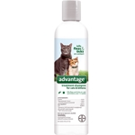 Advantage Treatment Shampoo for CATS - 8 oz