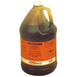 Generic Betadine SOLUTION - Gallon