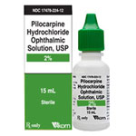 Pilocarpine Ophthalmic Solution 2%