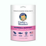 Under The Weather Hairball Support for Cats