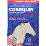 Cosequin Optimized with MSM Equine Powder Easy Packs