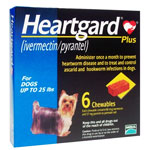 Heartgard PLUS for Dogs Chewables