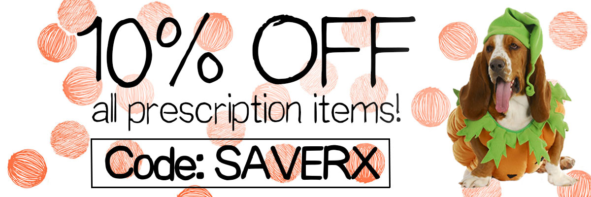 10% OFF RX ITEMS!